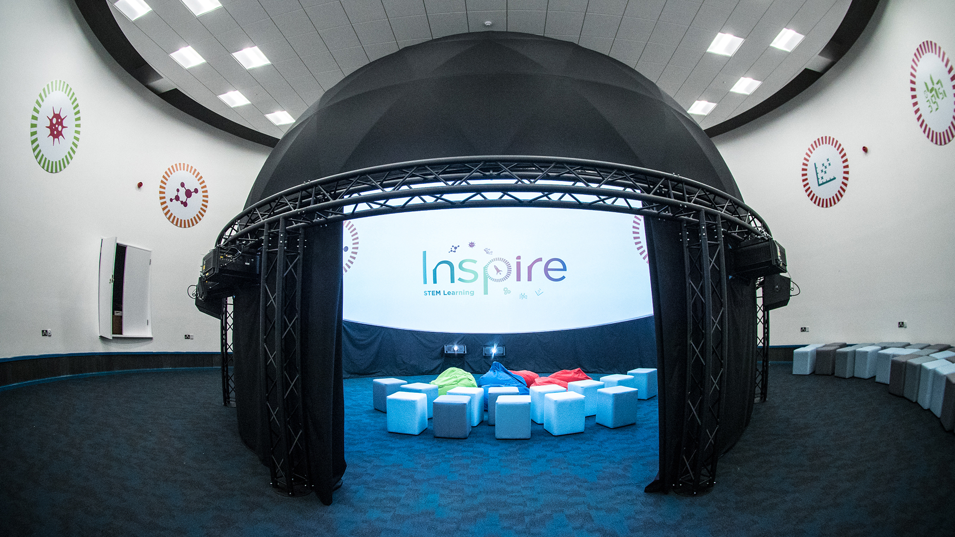 FP Technology powers immersive 360° 3D Dome at Brunel University London