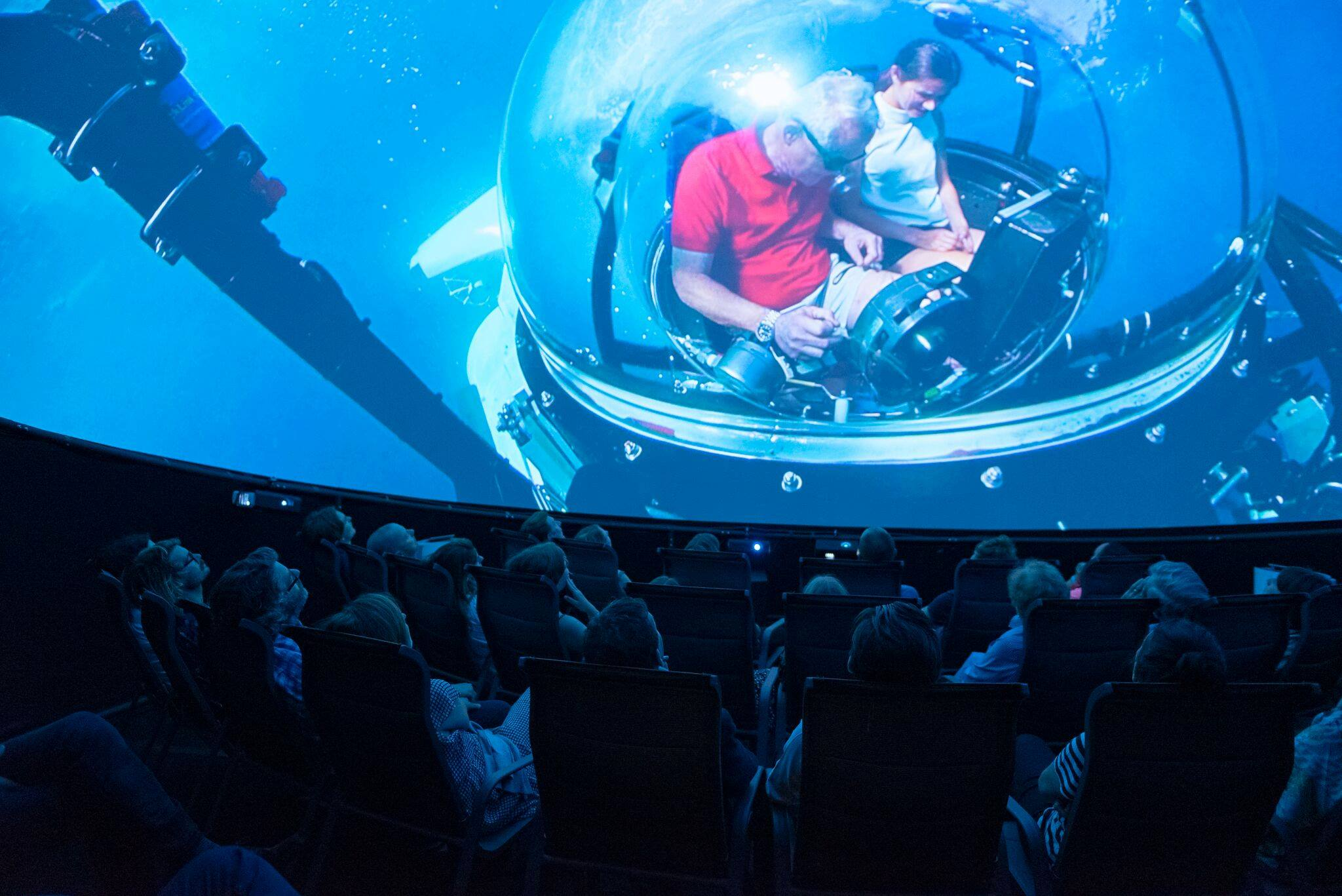 Prospero Productions chooses Screenberry to present its 360° underwater show